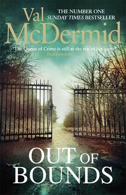 Cover for Out of Bounds by Val McDermid