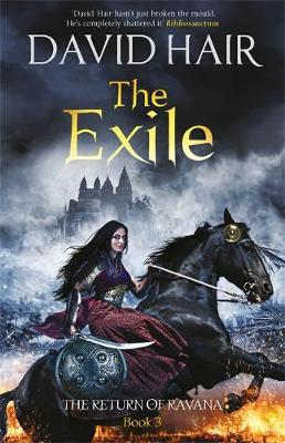 Cover for The Exile The Return of Ravana Book 3 by David Hair