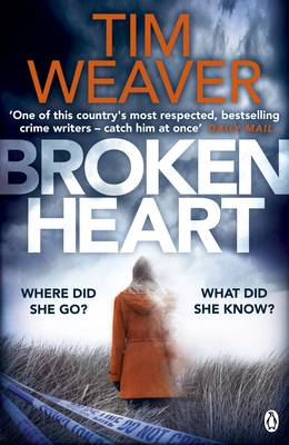 Cover for Broken Heart by Tim Weaver