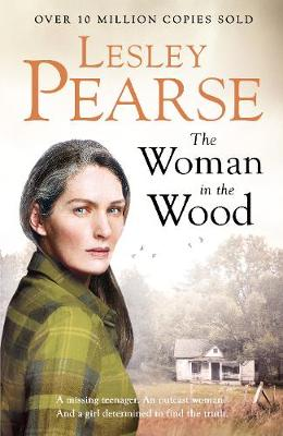 Cover for The Woman in the Wood by Lesley Pearse