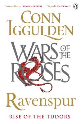 Cover for Ravenspur Rise of the Tudors by Conn Iggulden