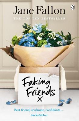 Cover for Faking Friends by Jane Fallon