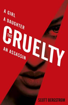 Cover for The Cruelty by Scott Bergstrom
