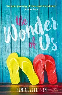 Cover for The Wonder of Us by Kim Culbertson