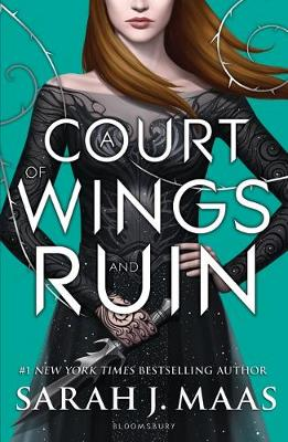 Cover for A Court of Wings and Ruin by Sarah J. Maas