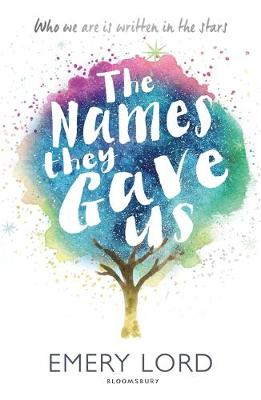 Cover for The Names They Gave Us by Emery Lord