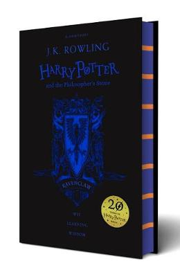 Cover for Harry Potter and the Philosopher's Stone - Ravenclaw Edition by J. K. Rowling