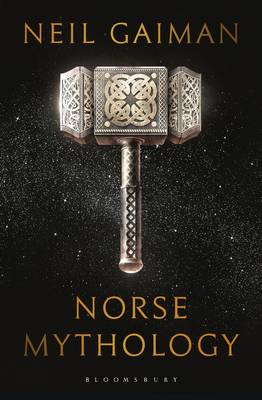 Cover for Norse Mythology by Neil Gaiman