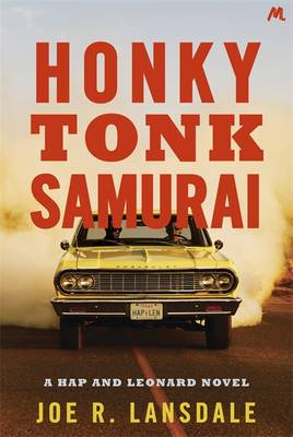 Cover for Honky Tonk Samurai by Joe R. Lansdale