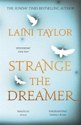 Cover for Strange the Dreamer by Laini Taylor