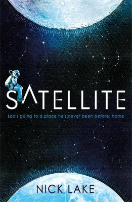 Cover for Satellite by Nick Lake