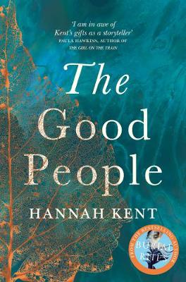 Cover for The Good People by Hannah Kent