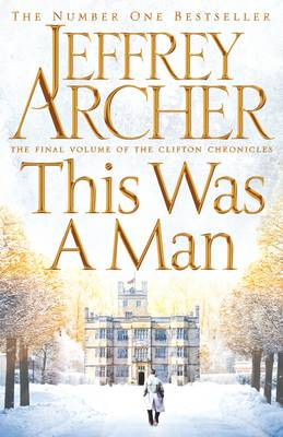 Cover for This Was a Man by Jeffrey Archer