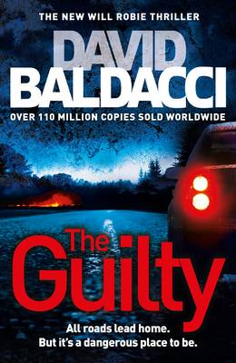Cover for The Guilty by David Baldacci