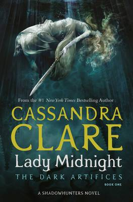 Cover for Lady Midnight by Cassandra Clare