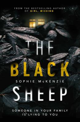 Cover for The Black Sheep by Sophie McKenzie