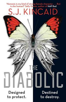 Cover for The Diabolic by S. J. Kincaid