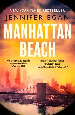 Cover for Manhattan Beach by Jennifer Egan