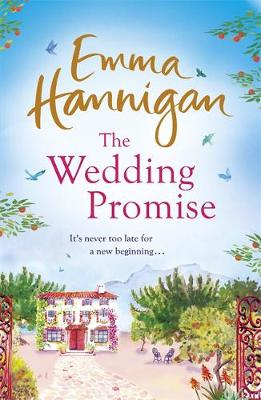 Cover for The Wedding Promise by Emma Hannigan