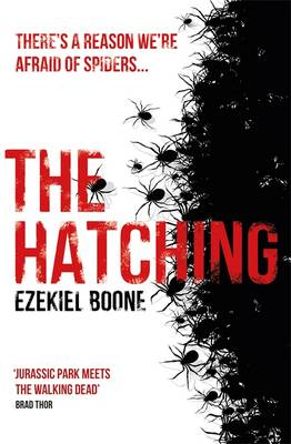 Cover for The Hatching by Ezekiel Boone