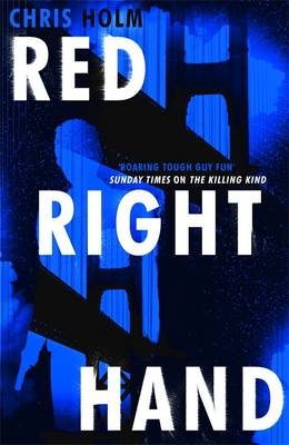 Cover for Red Right Hand by Chris Holm