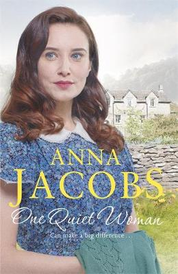 Cover for One Quiet Woman by Anna Jacobs