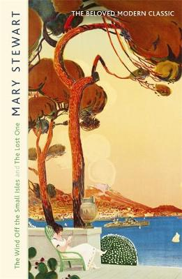 Cover for The Wind off the Small Isles by Mary Stewart