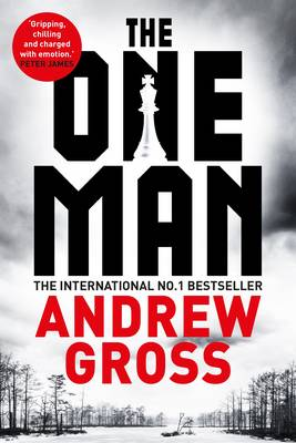Cover for The One Man by Andrew Gross