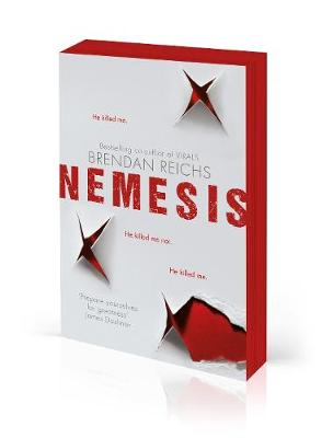 Cover for Nemesis by Brendan Reichs