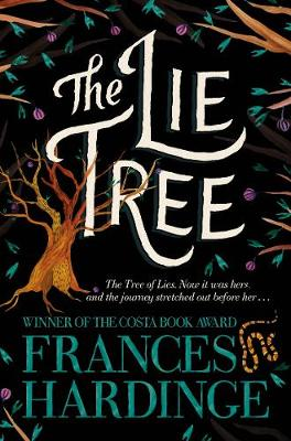 Cover for The Lie Tree by Frances Hardinge