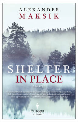 Cover for Shelter in Place by Alexander Maksik