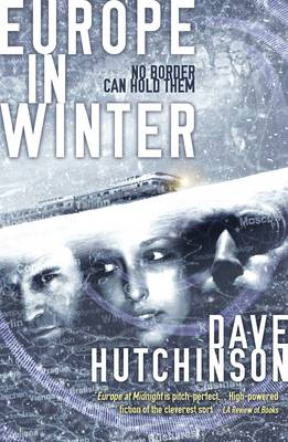 Cover for Europe in Winter by Dave Hutchinson