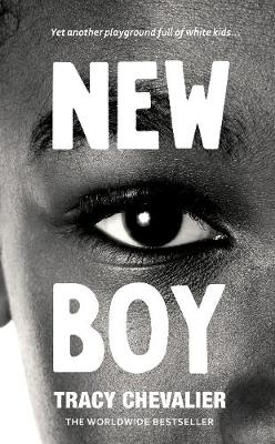 Cover for New Boy (Hogarth Shakespeare) by Tracy Chevalier