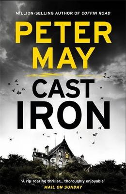 Cover for Cast Iron Enzo Macleod 6 by Peter May