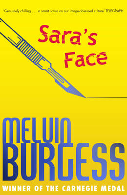 Cover for Sara's Face by Melvin Burgess