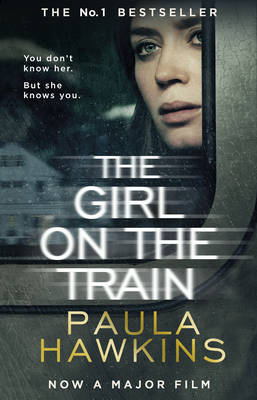 Cover for The Girl on the Train by Paula Hawkins