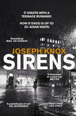 Cover for Sirens by Joseph Knox
