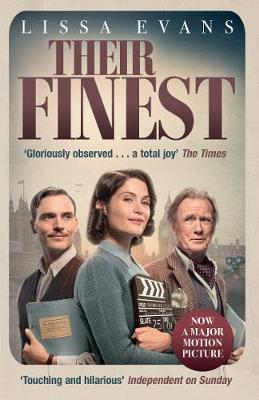 Cover for Their Finest by Lissa Evans