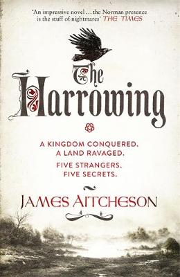Cover for The Harrowing by James Aitcheson