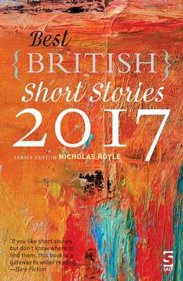 Cover for Best British Short Stories by Nicholas Royle