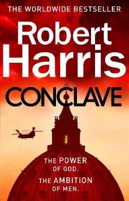Cover for Conclave by Robert Harris