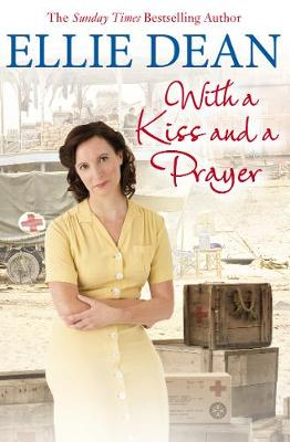 Cover for With a Kiss and a Prayer by Ellie Dean