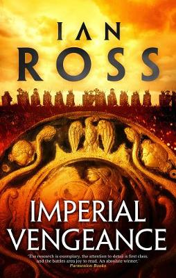 Cover for Imperial Vengeance by Ian Ross