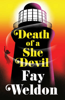 Cover for Death of a She Devil by Fay Weldon