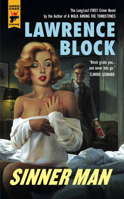 Cover for Sinner Man by Lawrence Block
