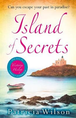 Island of Secrets by Patricia Wilson