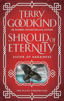 Cover for Shroud of Eternity by Terry Goodkind