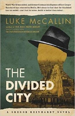 The Ashes of Berlin by Luke McCallin