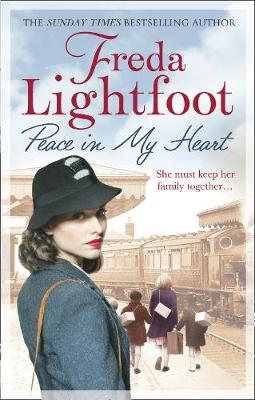 Cover for Peace In My Heart by Freda Lightfoot