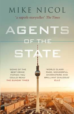 Cover for Agents of the State by Mike Nicol